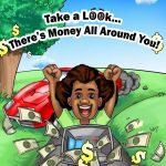 'Take a Look… There's Money All Around You!' (Audiobook)